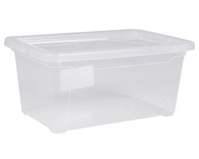 aufbewahrungsbox sammelbox lagerbox ger tebox stapelbox unterbettbox easy xs 9 x ebay. Black Bedroom Furniture Sets. Home Design Ideas