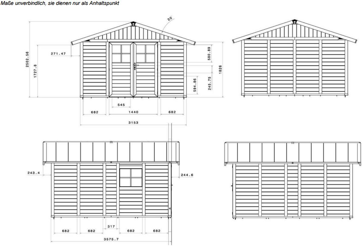 gartenhaus deco 11 m kunststoff schuppen gartenh uschen metallverst rkt grau ebay. Black Bedroom Furniture Sets. Home Design Ideas