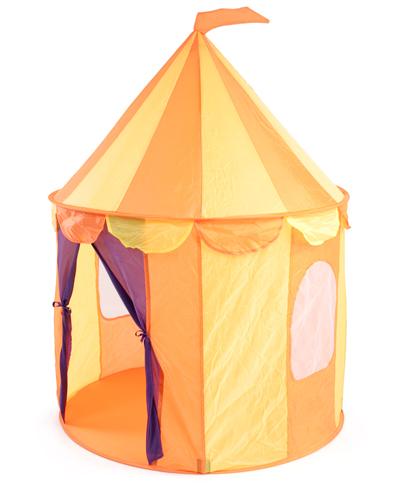 Details zu Ondis24 Zirkuszelt Kinderzelt Zirkus Spielzelt Pop Up Zelt orange mit UV Schutz