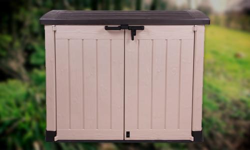 Mülltonnenboxen & Geräteboxen
