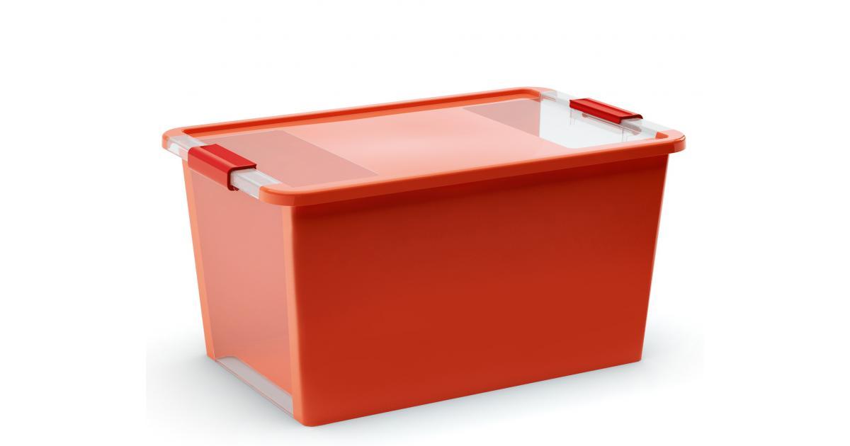 ondis24 aufbewahrungsbox klipp box l orange g nstig online kaufen. Black Bedroom Furniture Sets. Home Design Ideas
