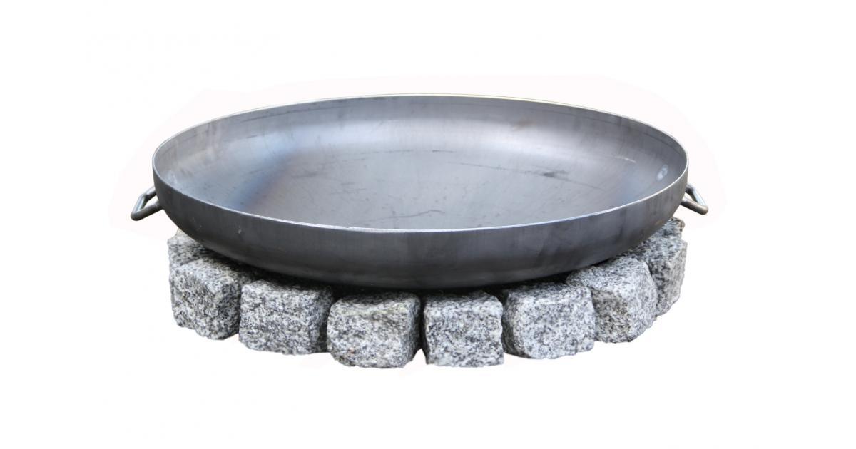 ondis24 feuerschale grill 80 cm g nstig online kaufen. Black Bedroom Furniture Sets. Home Design Ideas