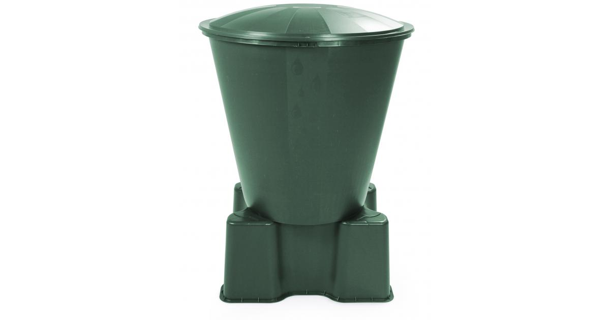 ondis24 regentonne aqua mit st nder g nstig online kaufen. Black Bedroom Furniture Sets. Home Design Ideas