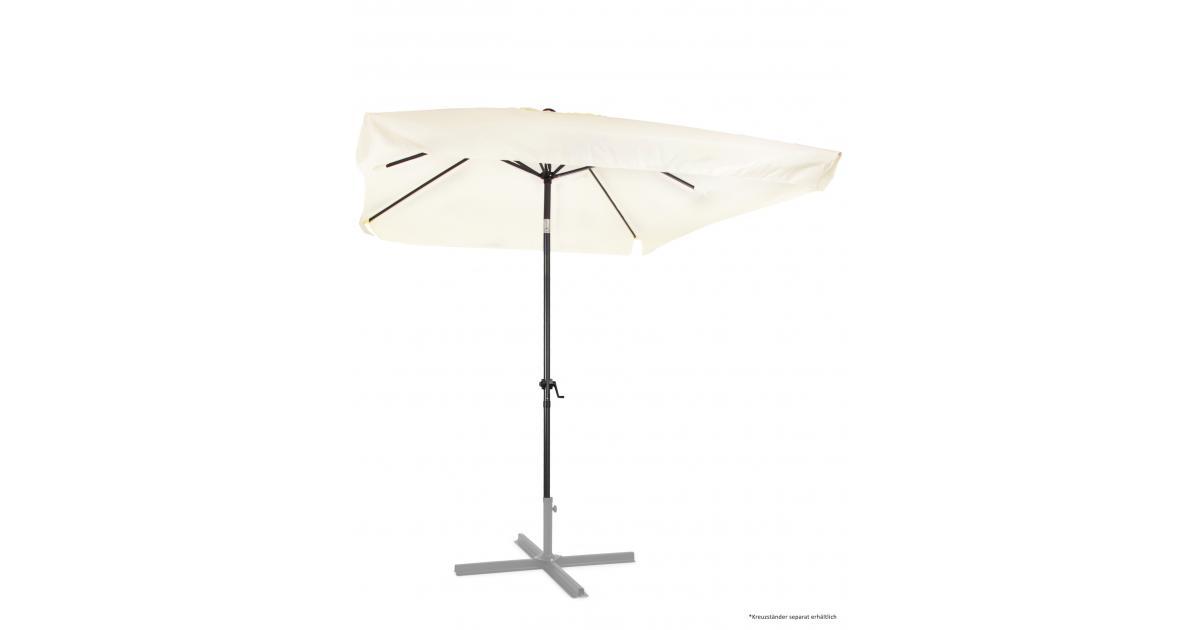 ondis24 marktschirm sonnenschirm rechteckig 300x200 cm g nstig online kaufen. Black Bedroom Furniture Sets. Home Design Ideas