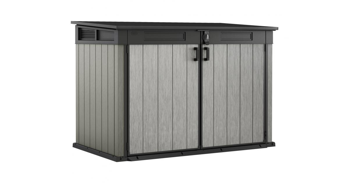 ondis24 keter grande store gartenbox ger teschuppen xxl. Black Bedroom Furniture Sets. Home Design Ideas