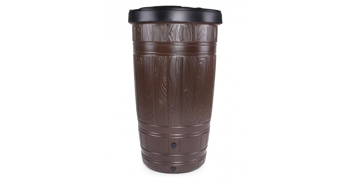 ondis24 regentonne woodcan 265 liter g nstig online kaufen. Black Bedroom Furniture Sets. Home Design Ideas