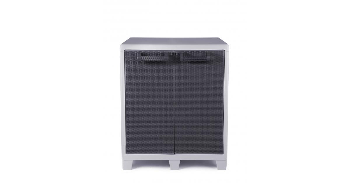 ondis24 santo xl beistellschrank kunststoff g nstig online kaufen. Black Bedroom Furniture Sets. Home Design Ideas