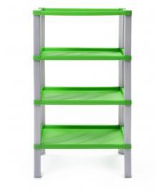 ONDIS24 Regal Kunststoff Badregal Scaf grün