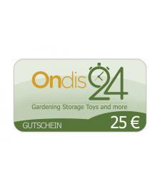 ONDIS24 Gutschein - Ondis24 25 EUR