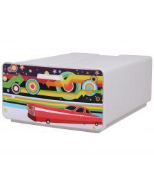 ONDIS24 Boxy rotes Auto