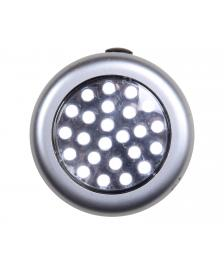 ONDIS24 LED Touchlampe 24 LED für 3 x AAA Batterien