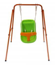ONDIS24 Babyschaukel mit Schaukelgestell