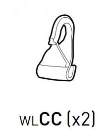 ONDIS24 Teil WLCC (Aufhängung Kette Mülltonnendeckel)