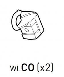 ONDIS24 Teil WLCO (Aufhängung Kette Deckel)