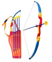ONDIS24 Bogenschießen Set Pfeil und Bogen mit Umhängetasche