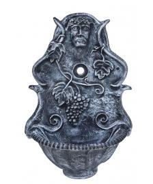 ONDIS24 Wandbrunnen Antik Dioniz Wandbecken Garten