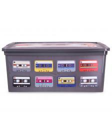 ONDIS24 Aufbewahrungsbox Style M Retro Design Technik mit Deckel