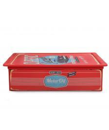 ONDIS24 Aufbewahrungsbox C Box L Vintage Design Garage mit Deckel