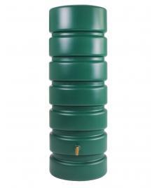 ONDIS24 Regenwasser Wandtank CLASSIC 300 L grün