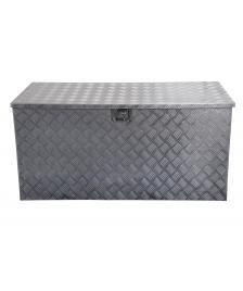 ONDIS24 Aluminium Riffelblechkiste XXL 360L