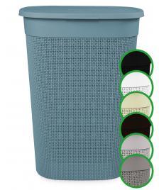 ONDIS24 Wäschekorb Wäschebox Filo 55 L