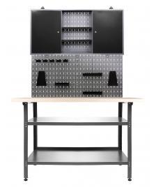 ONDIS24 Werkstatt Set Nobbi 120 cm 1 Schrank