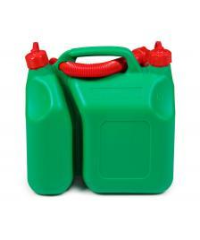 ONDIS24 Öl-Benzinkanister 2.5L+6L Kombi