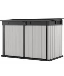 ONDIS24 Keter Mülltonnenbox Geräteschuppen Premier Jumbo 2020L
