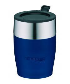 ONDIS24 ThermoCafé by, Thermostasse, Edelstahl, blau 0,25 l