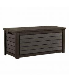 ONDIS24 Keter Brushwood Box 630L Kissenbox Auflagenbox Sitztruhe