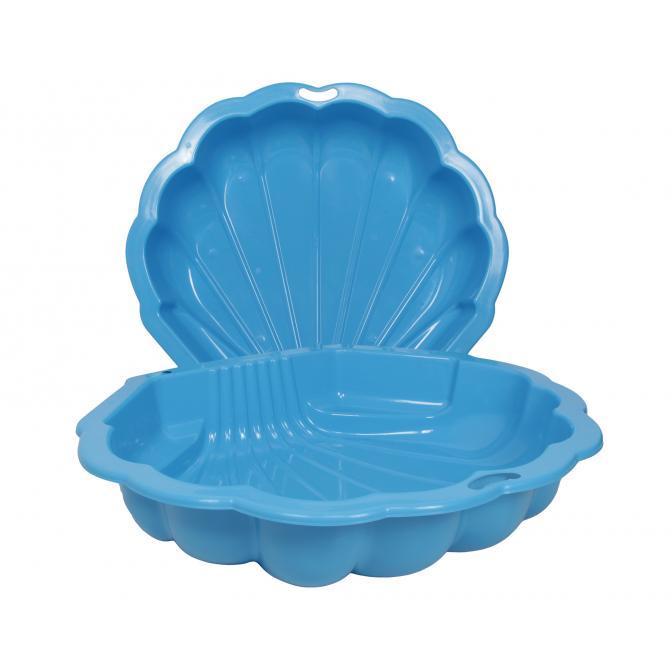 ondis24 sandkasten muschel wassermuschel blau g nstig. Black Bedroom Furniture Sets. Home Design Ideas
