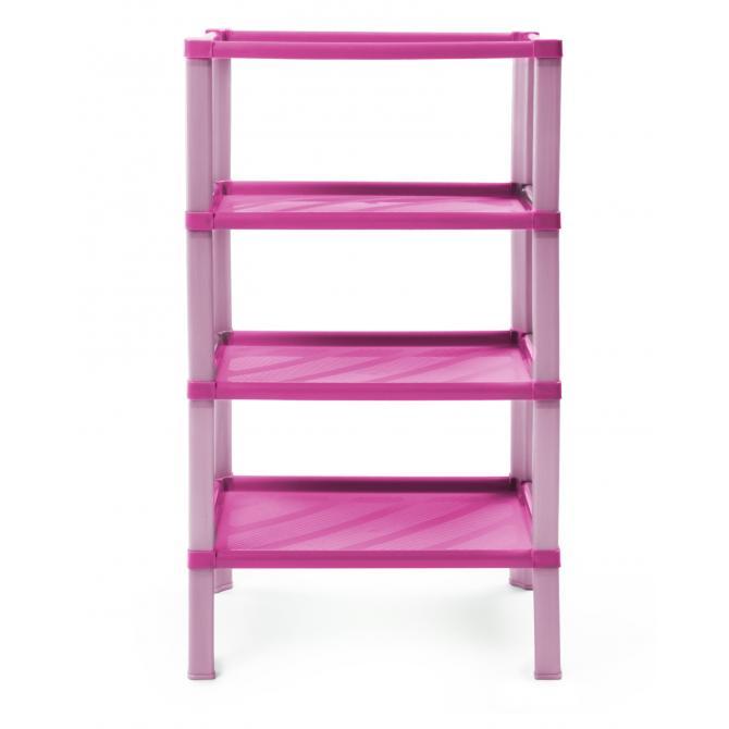 Ondis24 Regal Kunststoff Badregal Scaf Pink Günstig Online Kaufen