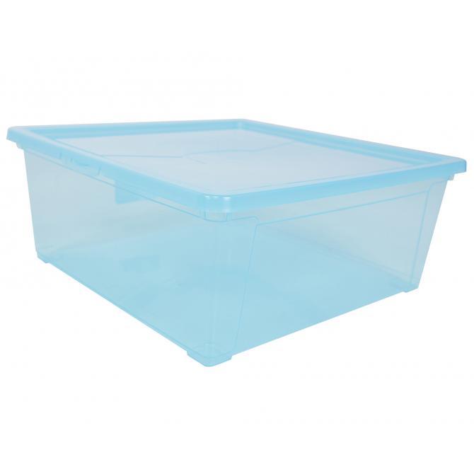 ONDIS24 Aufbewahrungsbox Easy L blau