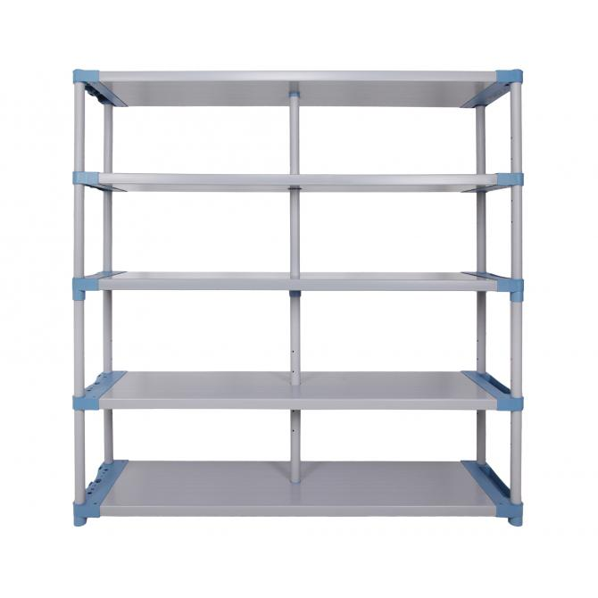 ondis24 schwerlastregal kunststoffregal maxim up 170 g nstig online kaufen. Black Bedroom Furniture Sets. Home Design Ideas