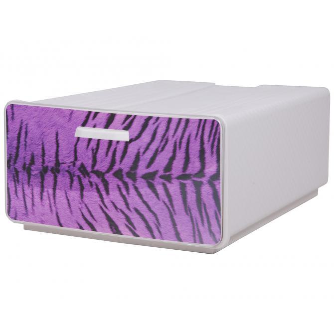 ONDIS24 Boxy Tiger Lila