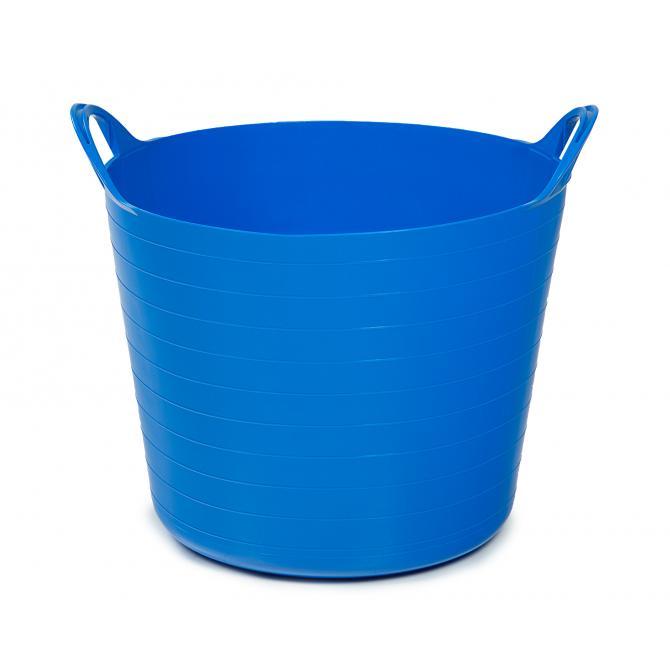 ONDIS24 Eimer Kübel Flexi Tub 26 L blau