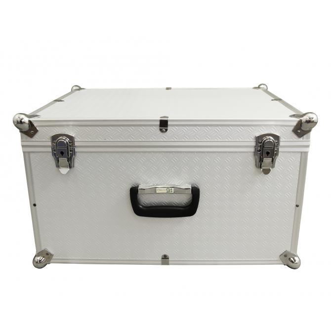 ONDIS24 Alukoffer Aufbewahrungskoffer Vago L