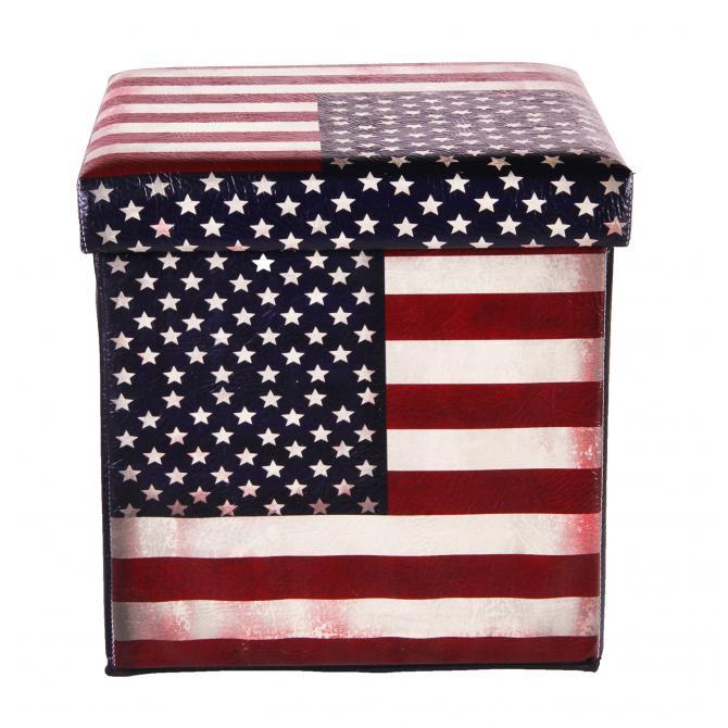 ondis24 polsterhocker usa amerika sitzhocker mit stauraum. Black Bedroom Furniture Sets. Home Design Ideas