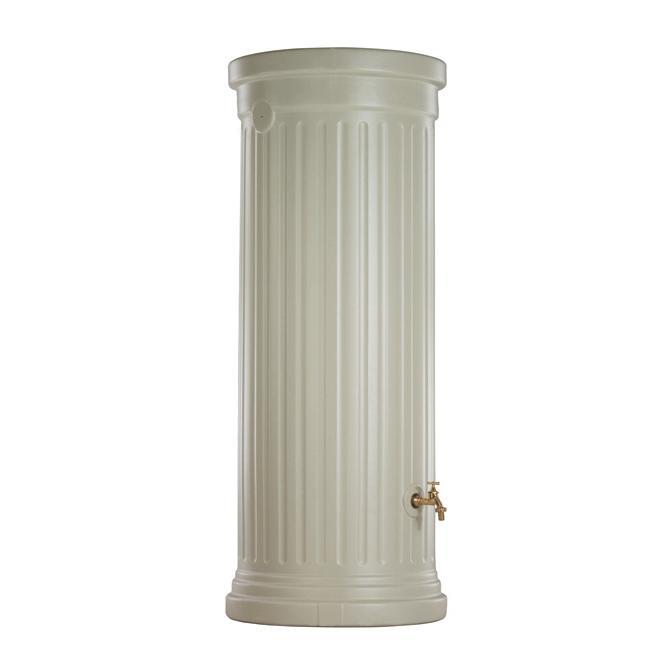 ondis24 s ulentank 500 liter regentonne sandbeige g nstig. Black Bedroom Furniture Sets. Home Design Ideas