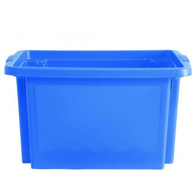 ONDIS24 Dreh- und Stapelbox H blau