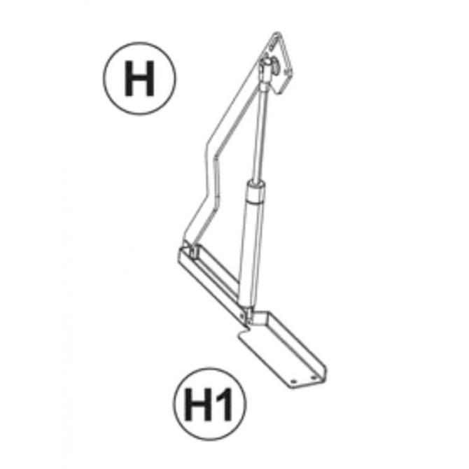 Toomax Gasdruckheber Kissenboxen H1