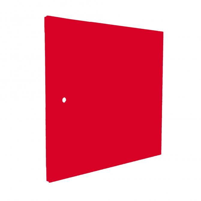 Werkbanktür universal rot (xxx)
