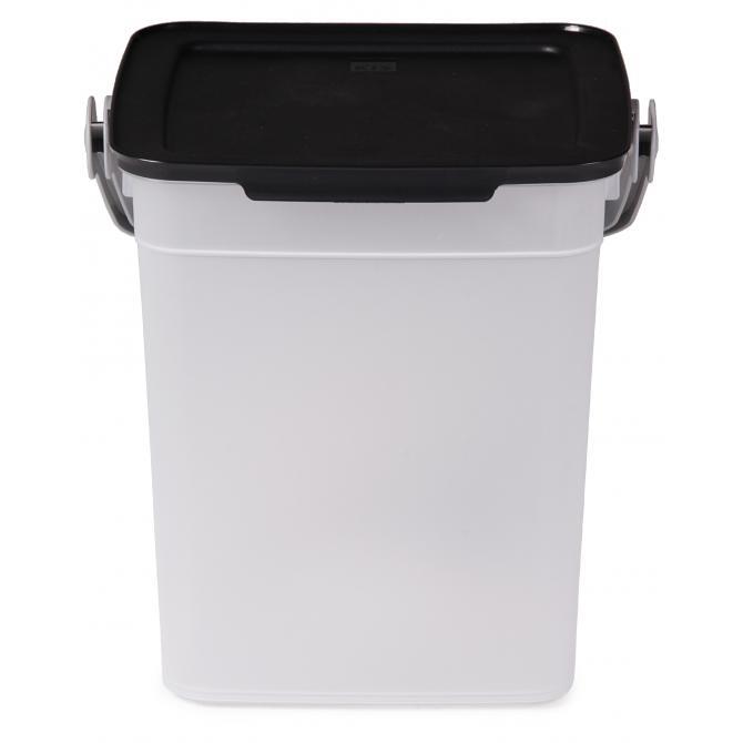 ONDIS24 Waschmittelbox transparent 9L