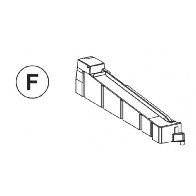 Teil G (Abdeckung Seitenteil rechts) anthrazit