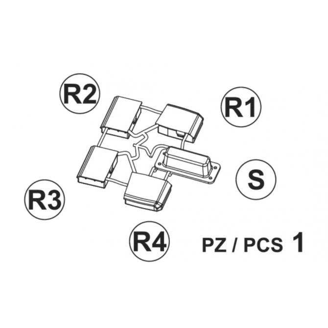 Teil S+R1-4 (Seitenkappen Deckel)