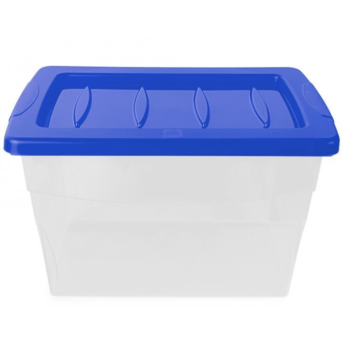 ONDIS24 Aufbewahrungsbox Omni Box 24L blau
