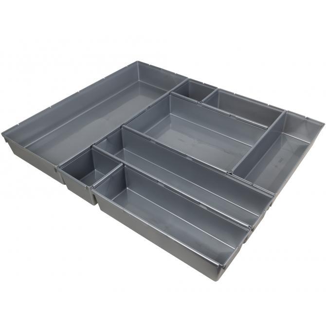 ONDIS24 Schubladen Ordnungssystem Werkstatt Combini Set 11