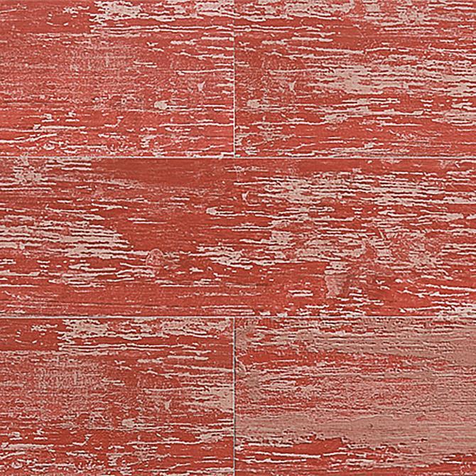 ONDIS24 Wandverkleidung Wandpaneele CABANE rot