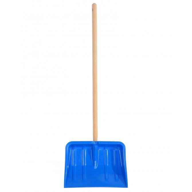 ONDIS24 Kinderschneeschaufel Set Fun blau