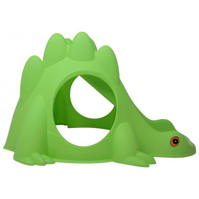 ONDIS24 Kinderrutsche DINO grün
